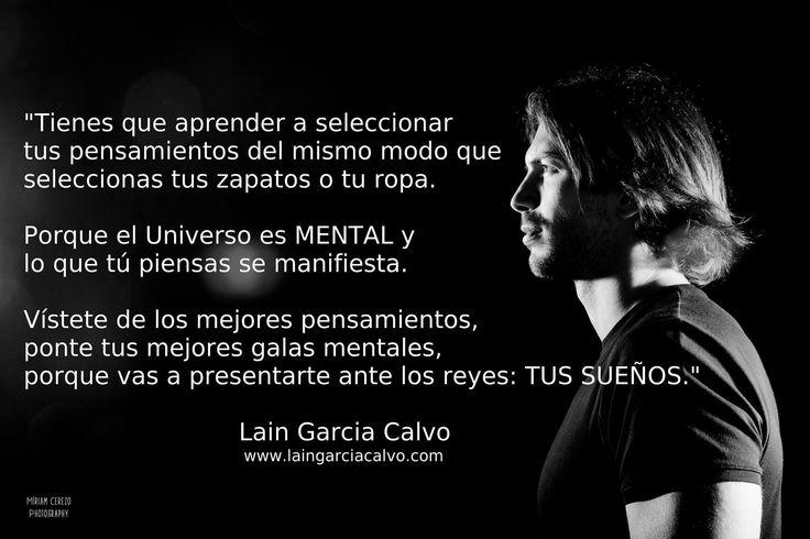 ley de atracción, milagro Lain Garcia Calvo