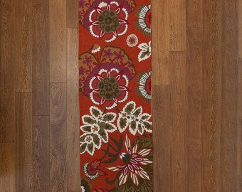 Hallway rugs, rug runner, red area rugs,floral area rugs,custom area rugs,area rug for sale,oriental rugs for sale,FREE SHIPPING! - Edit Listing - Etsy