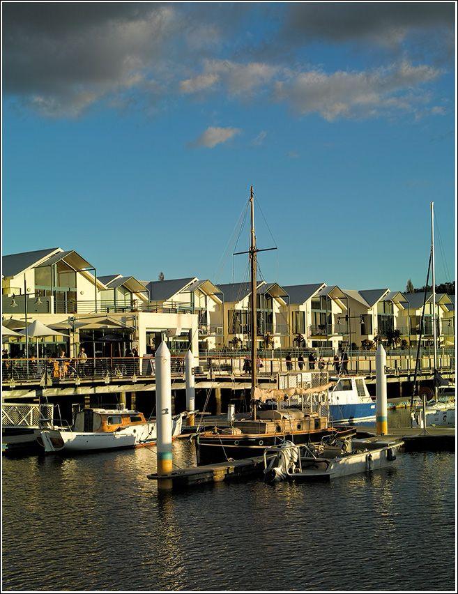 The Port, Launceston Tasmania.