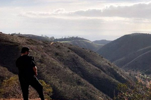 Rob Kardashian treks for two hours with Blac Chyna after emergency hospital dash
