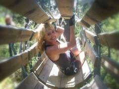 Acrobranch in Johannesburg, Gauteng with Acrobranch Adventure Park. #dirtyboots #acrobranch #gauteng