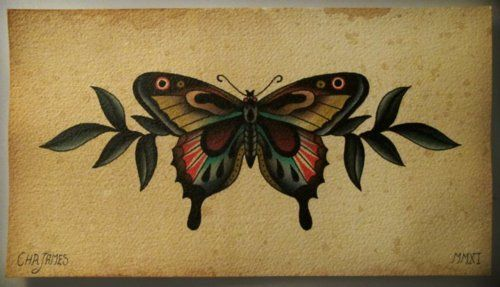 Classical Tattoo Flash | KYSA #ink #design #tattoo