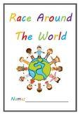 Race Around the World Reading Challenge