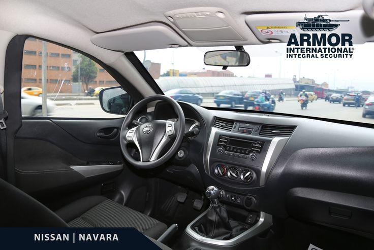 Nissan Navara - Armor International ::: Blindajes de máximo desempeñoArmor International ::: Blindajes de máximo desempeño