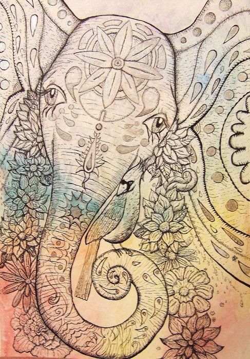 great elephant