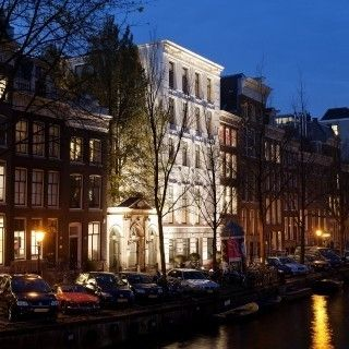 Hotel exterior | The Dylan Amsterdam