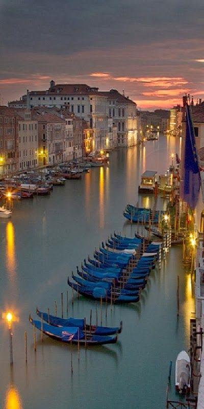 So Beautiful, Venice