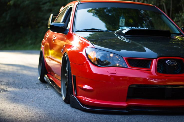 This is Daniel's 2006 Subaru ImprezaWRX STI which is sitting on an airlift performance air suspension and WORMEmotion D9Rwheels 9.5×18…