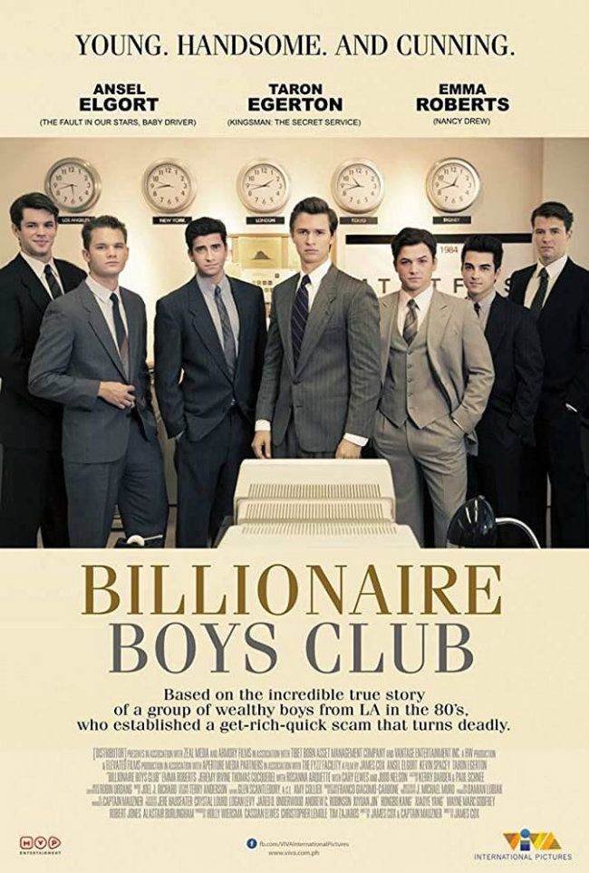 Billionaire Boys Club Türkçe Altyazılı Izle Full Hd Film Izle 123