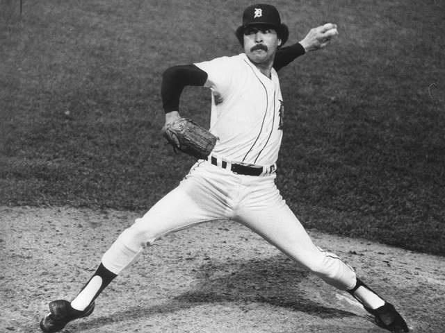 Image result for willie hernandez 1985