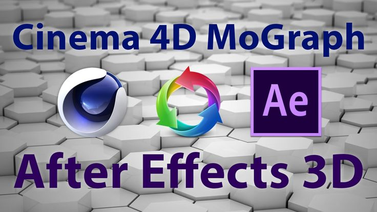 AEplus 008 - How to convert Cinema 4D MoGraph elements into After Effects 3D layers