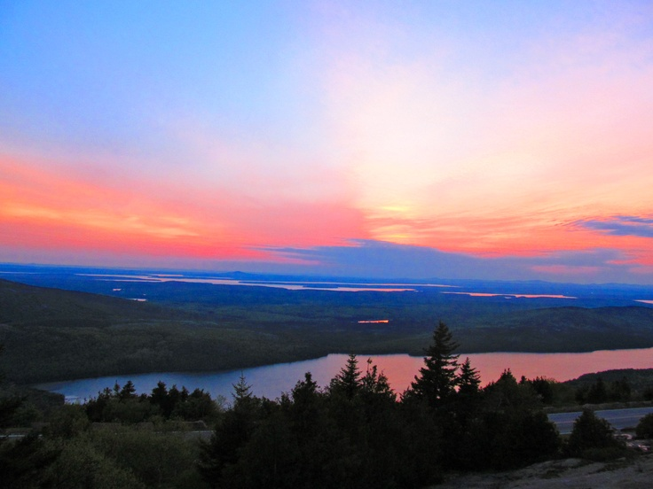 cadillac mountain sunrise ion ion cadillac sunrise sunsets. Cars Review. Best American Auto & Cars Review