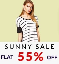 American Swan offers flat 55% off on orders above Rs. 1499 only. This big discount only on men's products and women's products like check shirt, shirt, men's shirt, shirt for men, designer shirt for men, mandarin collar shirt, half sleeve shirt, printed shirt, girls top, cape sleeve top, girls cotton top, cotton top for girls, … Continue reading Flat 55% off on orders above Rs.1,499 on men's and women's products