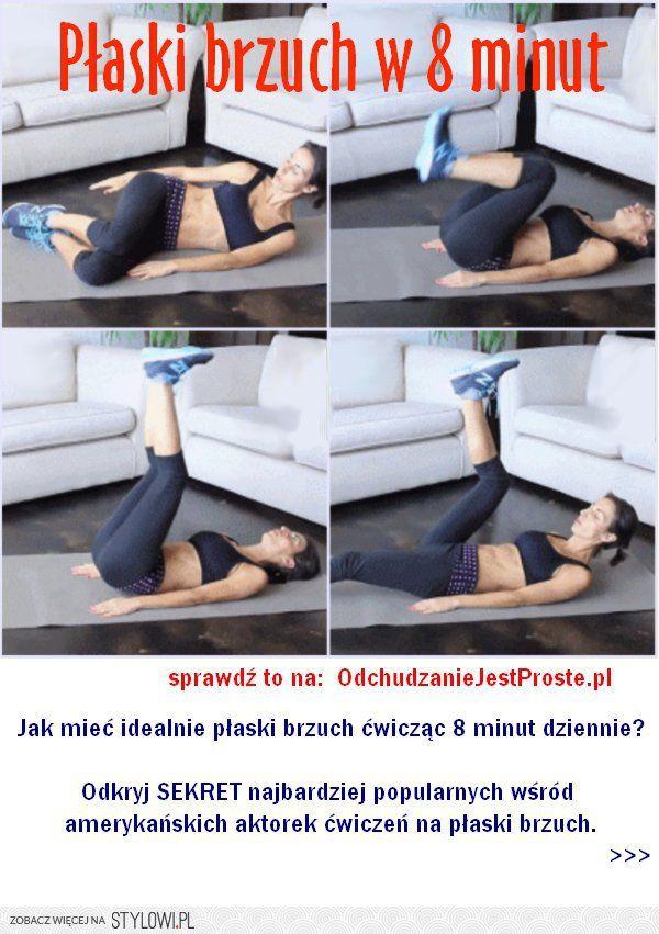 Sekret amerykańskich aktorek na płaski brzuch | odchudz… na Stylowi.pl