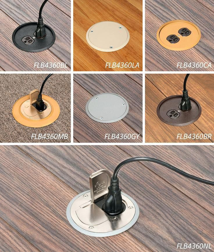 Floor Electrical Outlet Best Floor Outlets Ideas On Outlet Cover