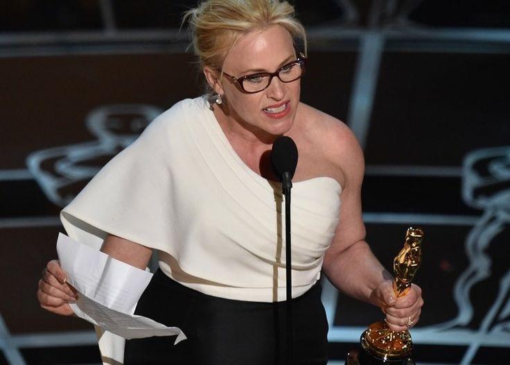 A cerimônia do Oscar sempre conta com momentos marcantes e na premiação deste ano não foi diferente. O destaque, sem dúvida, foi a atriz Patrícia Arquette, com seu discurso feminista.
