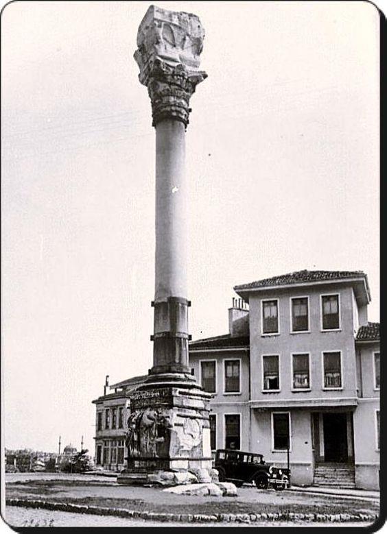 Fatih  Kıztaşı - 1930 lar.