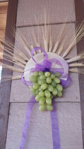 First communion decor...