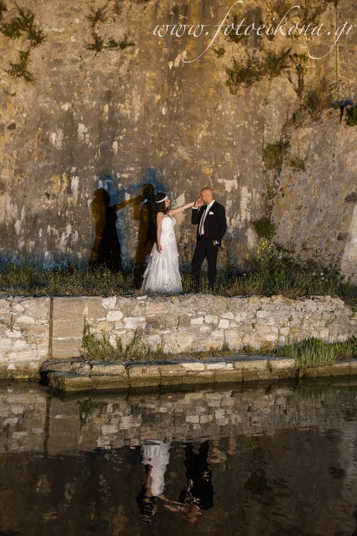 Fairy tail wedding photography in Lefkas, Ionian Greece by Eikona Lefkada Stavraka Kritikos