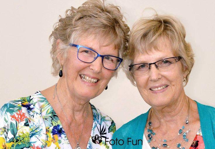 Elsa and Nancy, 70