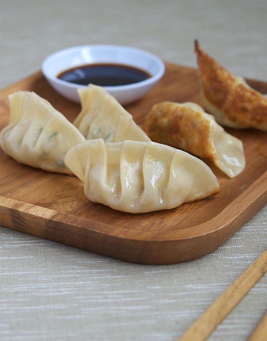 Shrimp and Chive Dumplings: Asian Food, Yummy Food, Shrimp, Chive Dumplings, Appetizer, Favorite Recipes, Chinese