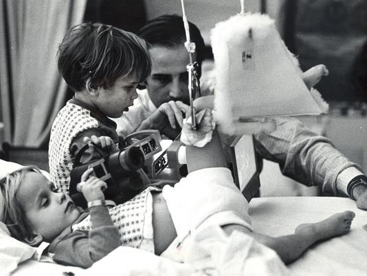 DECEMBER 1972 Beau Biden is seriously injured in the automobile accident that took the life of his mother, Neilia, and 13-month-old sister, Naomi. Beau's brother, Hunter, was also seriously injured in the accident
