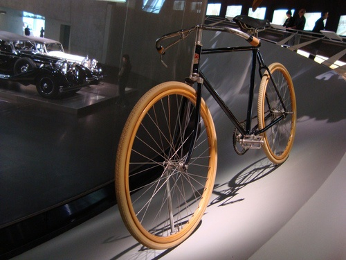 RE-PIN THIS!!! http://www.cardosystems.com/ Foto: Fahrrad - Quite a lovely bicycle from the 1920s Mercedes Bicycle-works by healthserviceglasses / CC by-sa 2.0