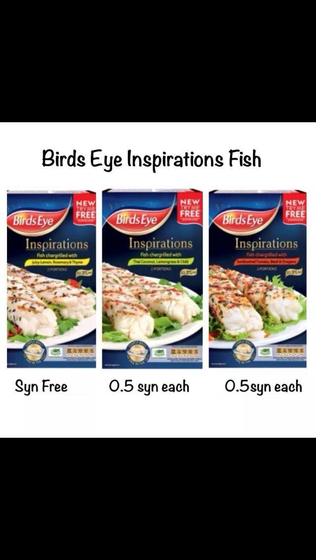 birds eye inspirations - syn values.
