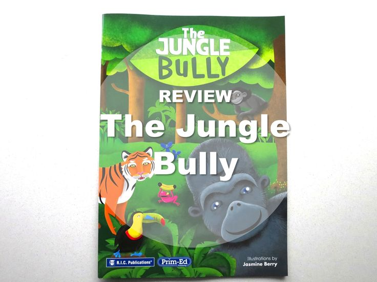Review of the Jungle Bully Textless Big Book