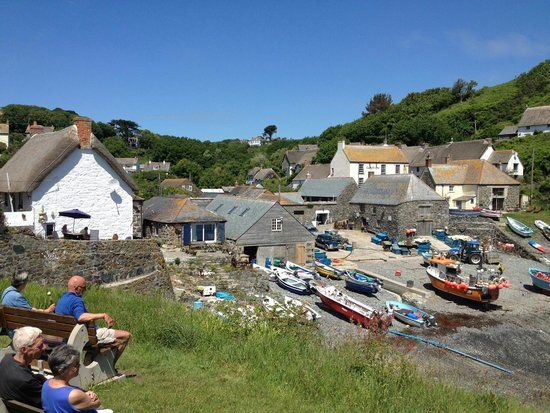 Cadgwith Cove Inn in Cadgwith, Cornwall