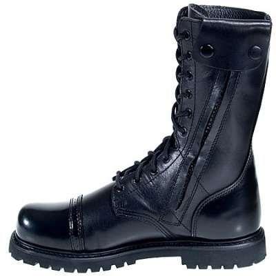 Men's Bates 2184 Side Zip Paratrooper Boot
