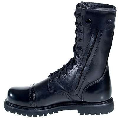 Men's Bates 2184 Side Zip Paratrooper Boot