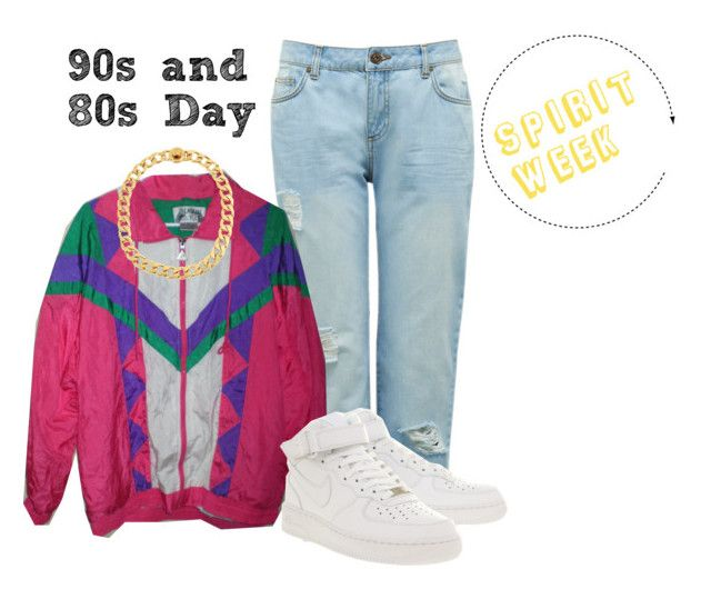 Spirit Week: 90s and 80s Day | Clothes for women, 90s ...