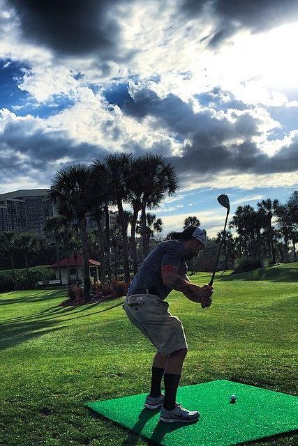 Practice makes perfect at Hyatt Regency Grand Cypress. Photo courtesy of Joe Leparo.