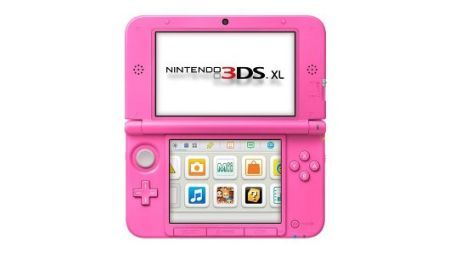 Nintendo releasing Pink 3DS XL in the UK on May 31st. Please come to Singapore cos I want want want it!