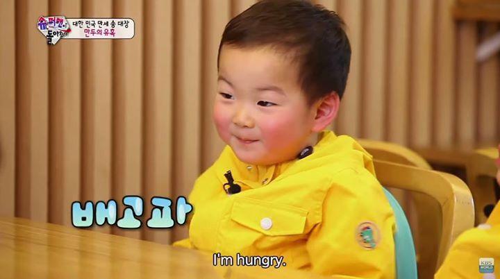 Minguk hungry