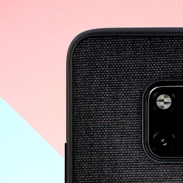 Noziroh Rubber iPhone 11 Pro Cover Case Liquid Silicone Black