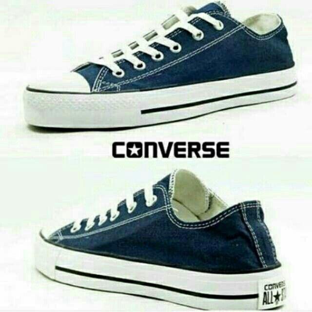 Saya menjual Converse Low Blue seharga Rp155.000. Dapatkan produk ini hanya di Shopee! {{product_link}} #ShopeeID