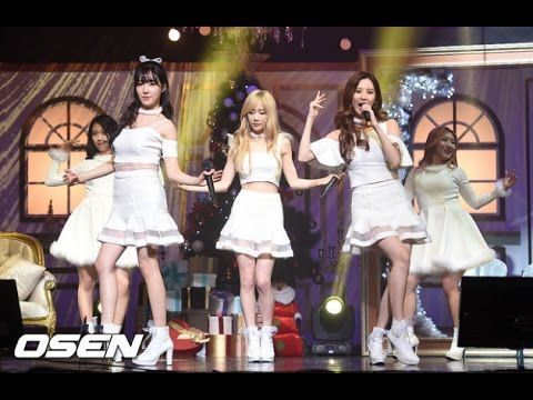[SNSD]TaeTiSeo Showcase Their Innocent Beauty at the Dear Santa