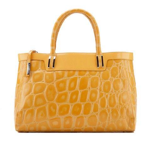 Słoneczna torebka z kolekcji Elegance.
