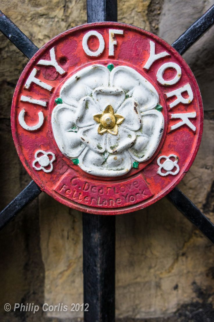 City of York, England.