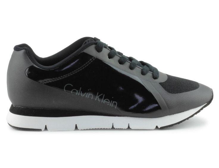 obuwie sportowe calvin klein jeans re9473tilly black