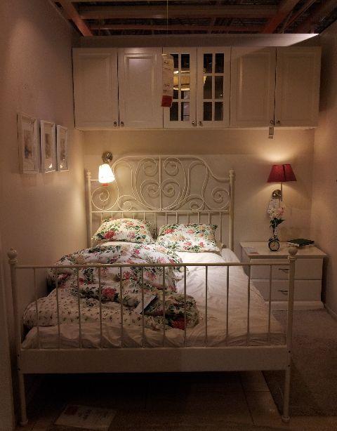Ikea bedroom leirvik bed