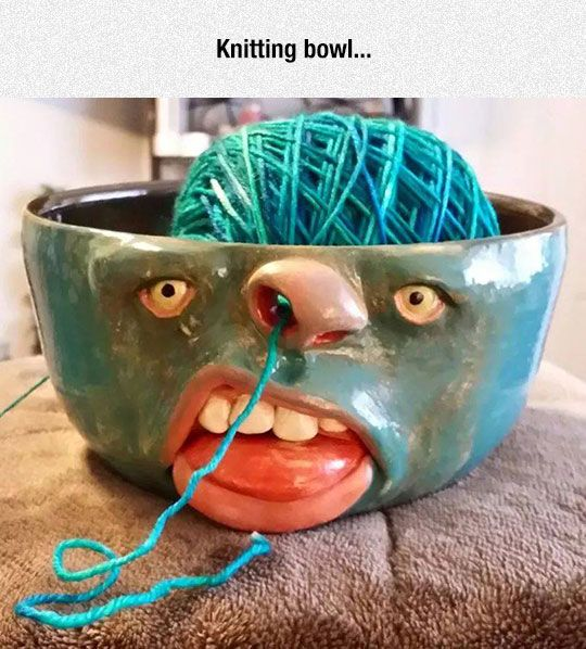 Knitting Just Got Better
