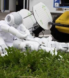 Robot Operating System Summer School ROS 2017 • FH Aachen University of Applied Sciences • Aachen - DAAD - Deutscher Akademischer Austauschdienst