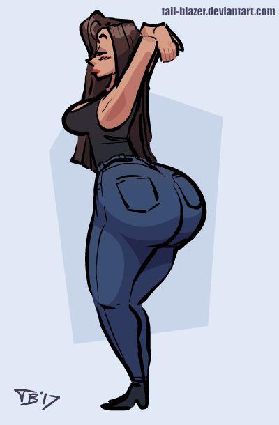 Hentai big booty