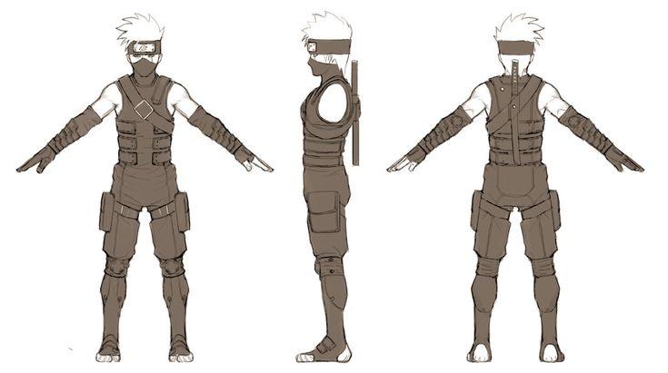 Blender Character Modeling 10 Of 10 : Model sheet package pinterest models