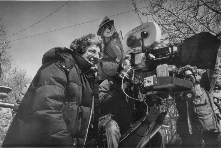Harold Ramis directing Groundhog Day Harold ramis
