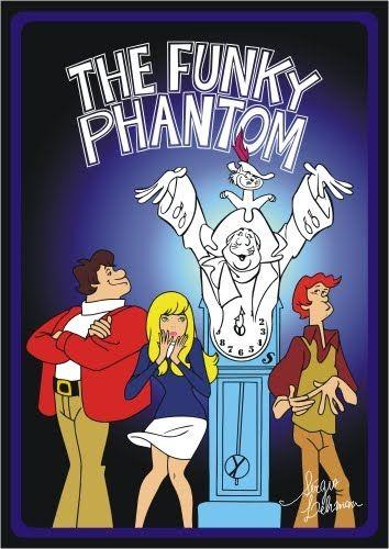 Hanna Barbera World: ENG - Funky Phantom