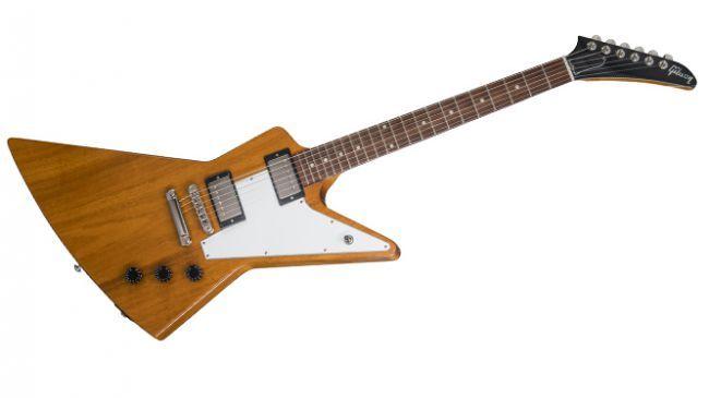 Gibson anuncia linha de guitarras para 2018